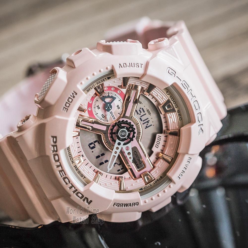 Casio watch g shock women watches set luxury brand ladies watch 200m Waterproof LED clocks digital Quartz sport watch women enlarge