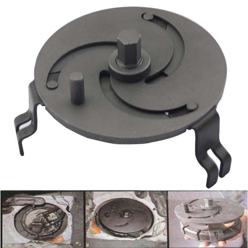 متعددة الوظائف قابل للتعديل سيارة خزان الوقود غطاء أداة مفتاح الربط إزالة غطاء النفط غطاء المضخة أدوات إزالة المفك