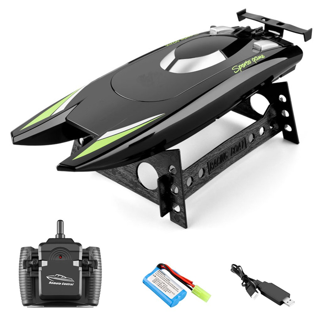 805 RC Boats 2.4G 25KM/H High Speed Racing Boat Remote Control Boats 4Channels For Kids Adult Racing