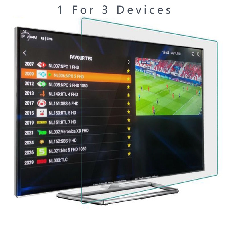 AliExpress - Smart TV Android TV Android Phone PC screen protector OTT hot Free test Linux MAG OTT for One Screen Accessories