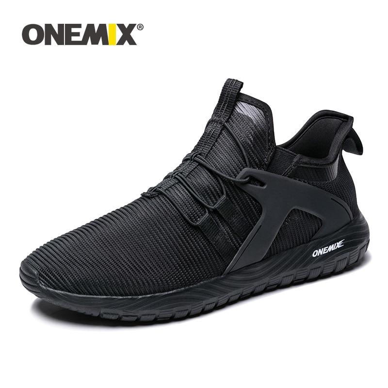 ONEMIX-حذاء جري شبكي مسامي للرجال والنساء ، حذاء رياضي خفيف الوزن ، للركض والمشي والتنس ، ناعم ، للارتداء في الهواء الطلق ، 2021
