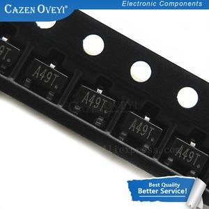 50 шт./лот AO3400 AO3401 AO3404 AO3409 AO3413 SOT23 AO3404A AO3400A AO3401 СОТ-23 A09T A11TF A99T сот MOS полевой транзистор в наличии