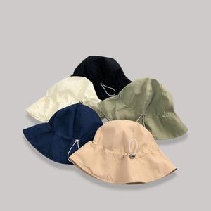 2021 New Ins Constellation Galaxy Panama Hat Cap Reversible Bucket Hat Summer Adjustable Sun Hats for Women Men Gorros
