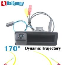 170 ° Fisheye Hd Rear View Parking Camera Dynamische Reverse Back Up Camera Voor Bmw E82 E88 E84 E90 E91 e92 E93 E60 E61 3 5 X5 X6