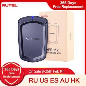Image 1 - Умный ключ симулятор Autel APB112 работает для Autel MaxiIM IM608/ IM508