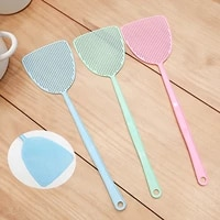 3pc plastic fly swatter beat insect flies pat anti mosquito shoot fly pest control prevent pest mosquito tool killer matamoscas