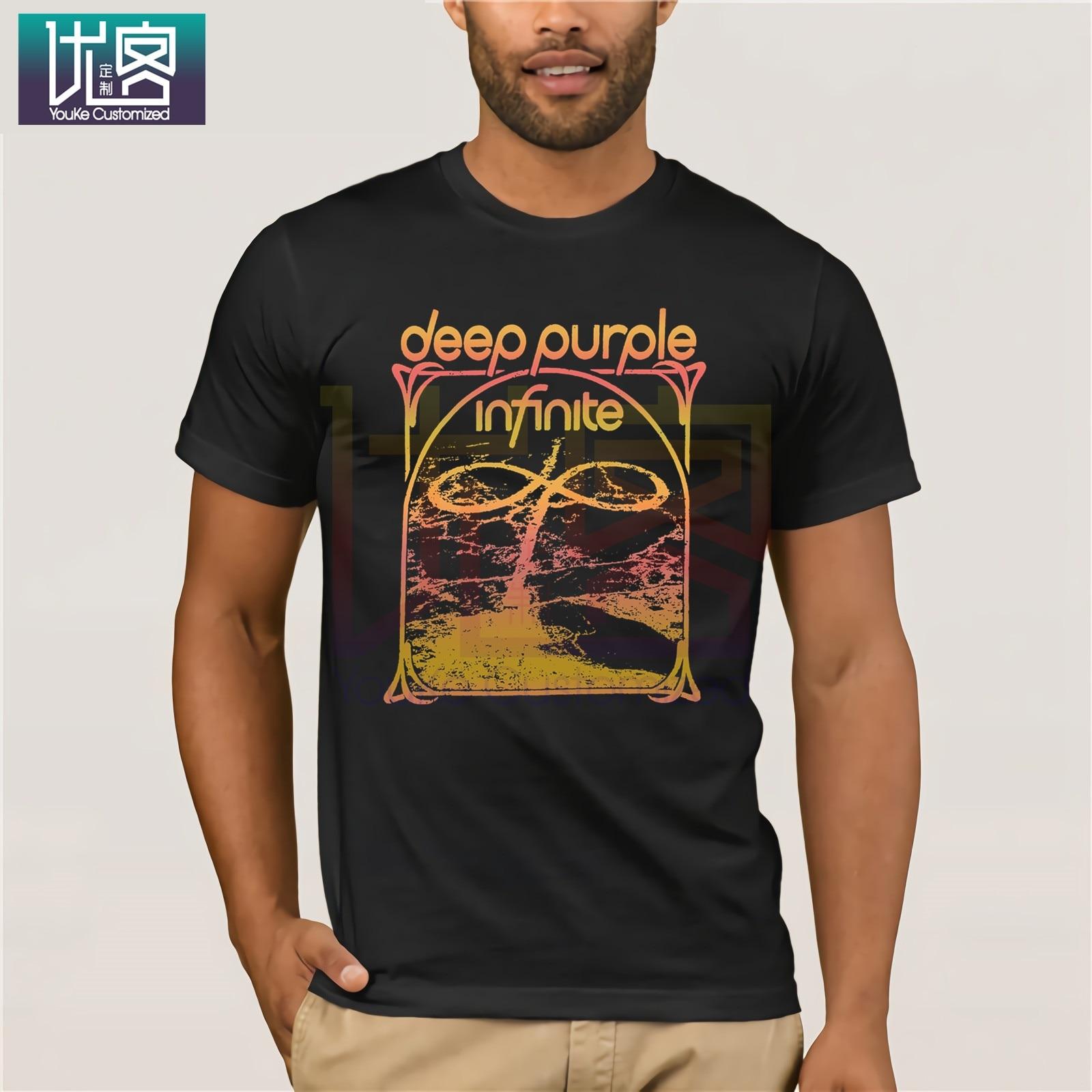 Camiseta de viaje rompehielos color púrpura oscuro para hombres ropa Popular camiseta cuello redondo 100% de algodón camisetas divertidas camisetas de algodón camisetas
