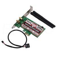 Bluetooth 4.0 Wireless 50M PCI-E PCI Express Card WIFI LAN Ethernet NIC