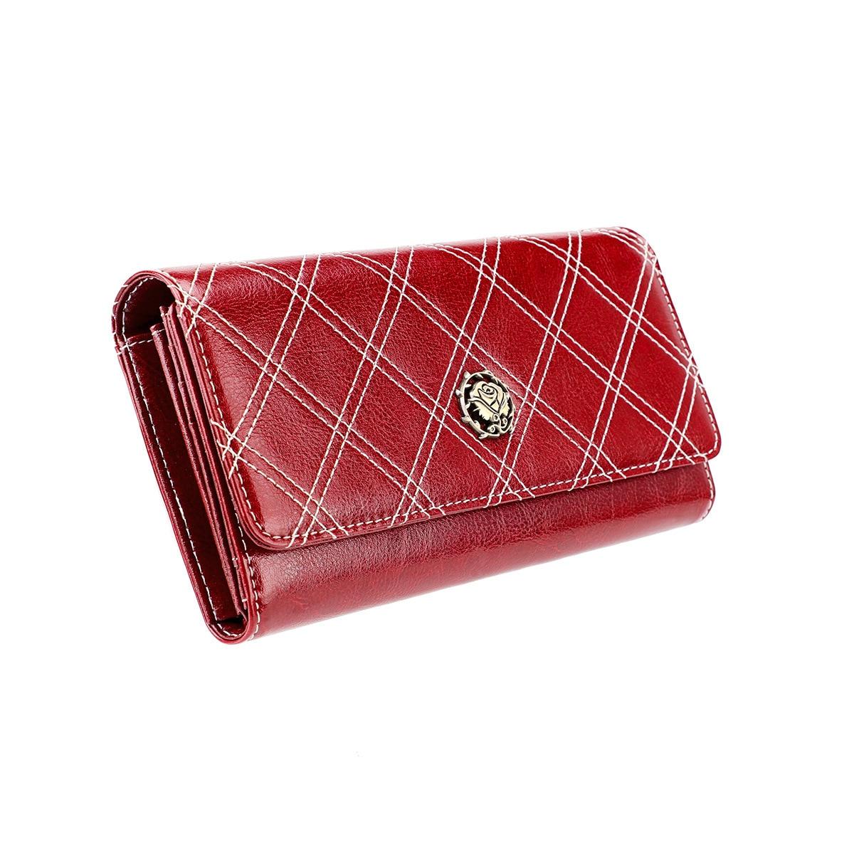 محفظة للسيدات حقيبة صغيرة موضة جديدة مكافحة degaussing حامل بطاقة