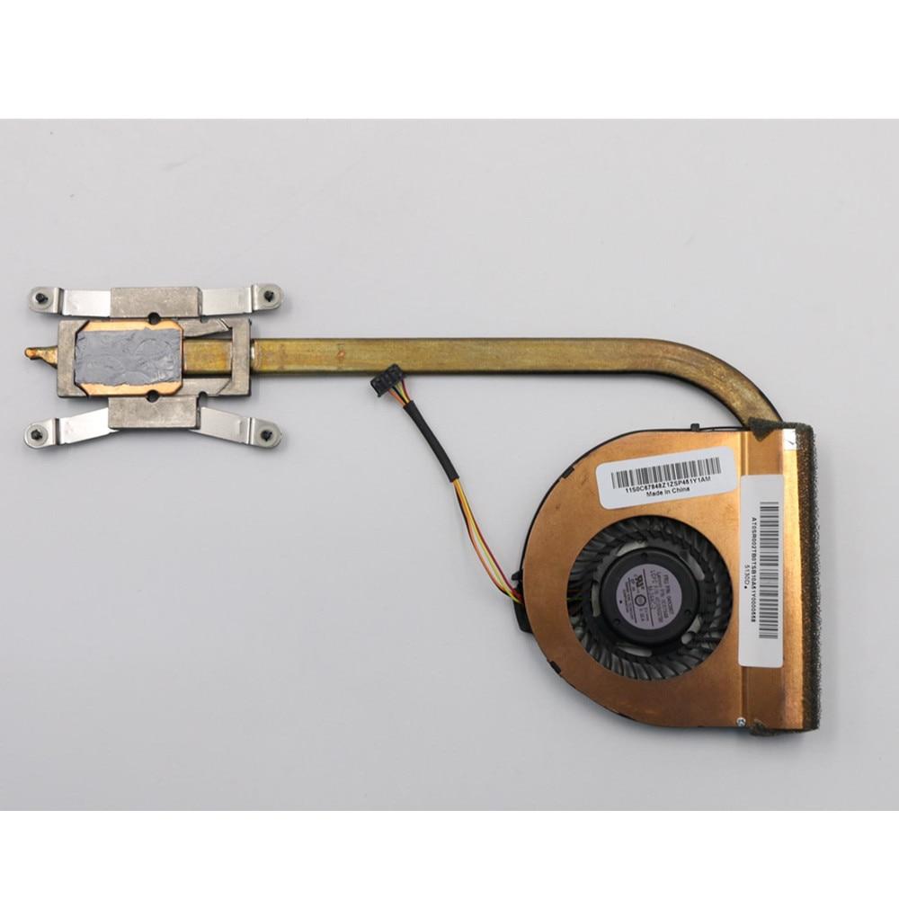 مشتت حراري متكامل ومروحة لجهاز Lenovo ThinkPad T440 ، أصلي ، 0C67848 04X3909 04X3907