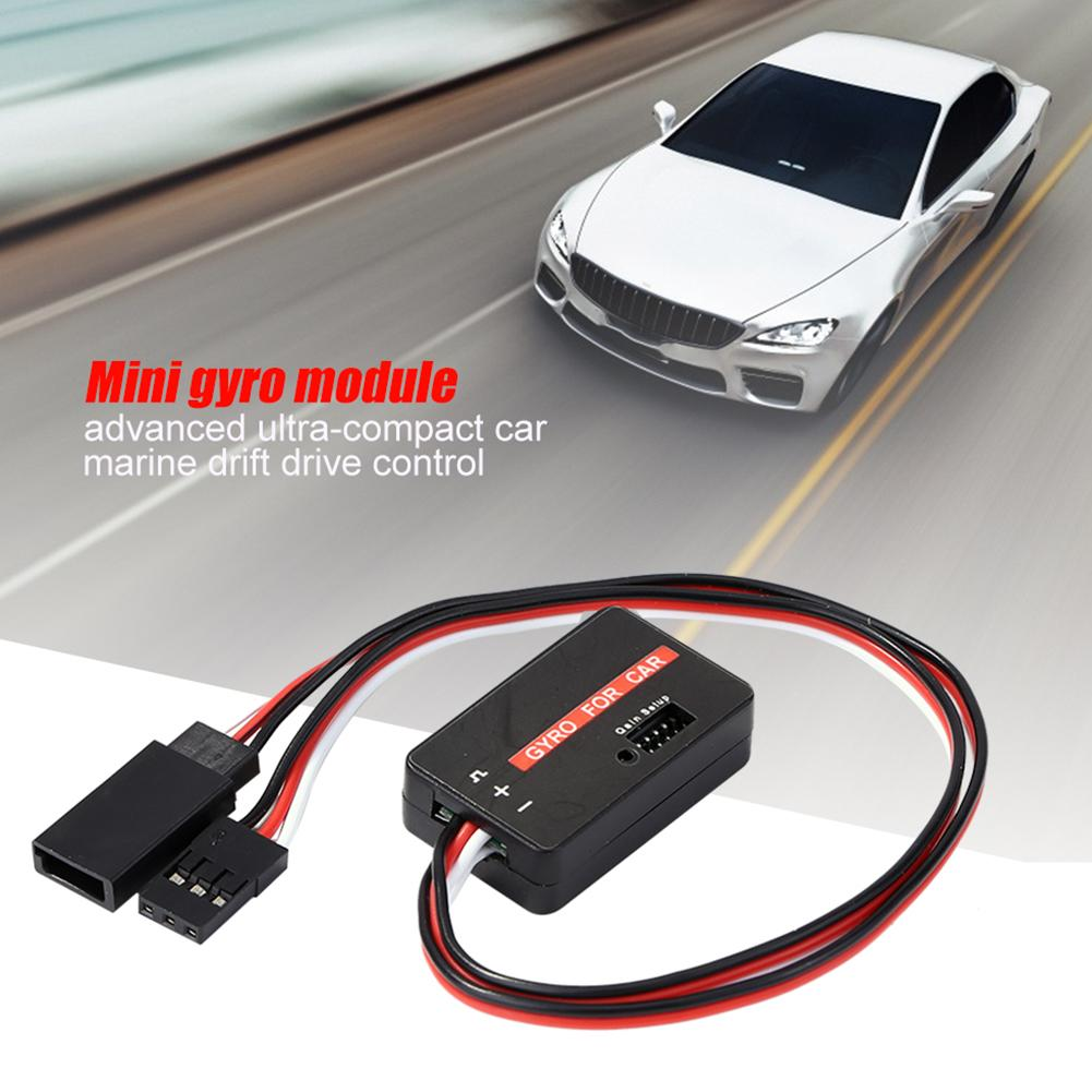 GYC300 Mini Gyro Module for Drift Drive Control Advanced Ultra Compact Car Boat Kids Robot RC Car Accessories