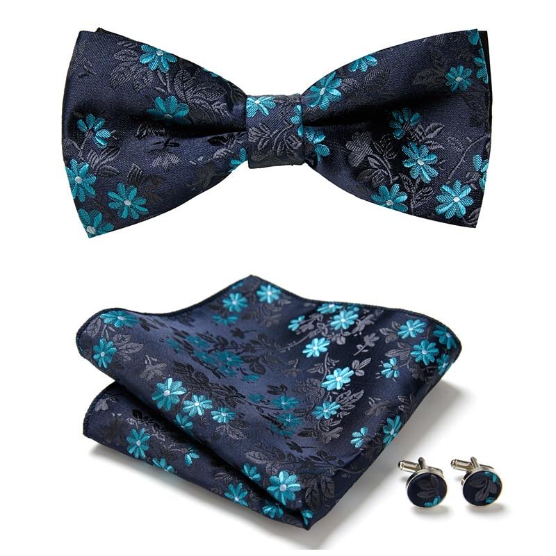 Мужские галстуки-бабочки в клетку, однотонные модные галстуки-бабочки для жениха, мужские галстуки-бабочки, галстуки-бабочки для свадебной ...