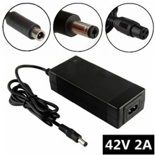 36V 2A Electric Bike Lithium Battery Charger for 42V 2A Xiaomi M365 Electric Scooter Charger Hoverbo
