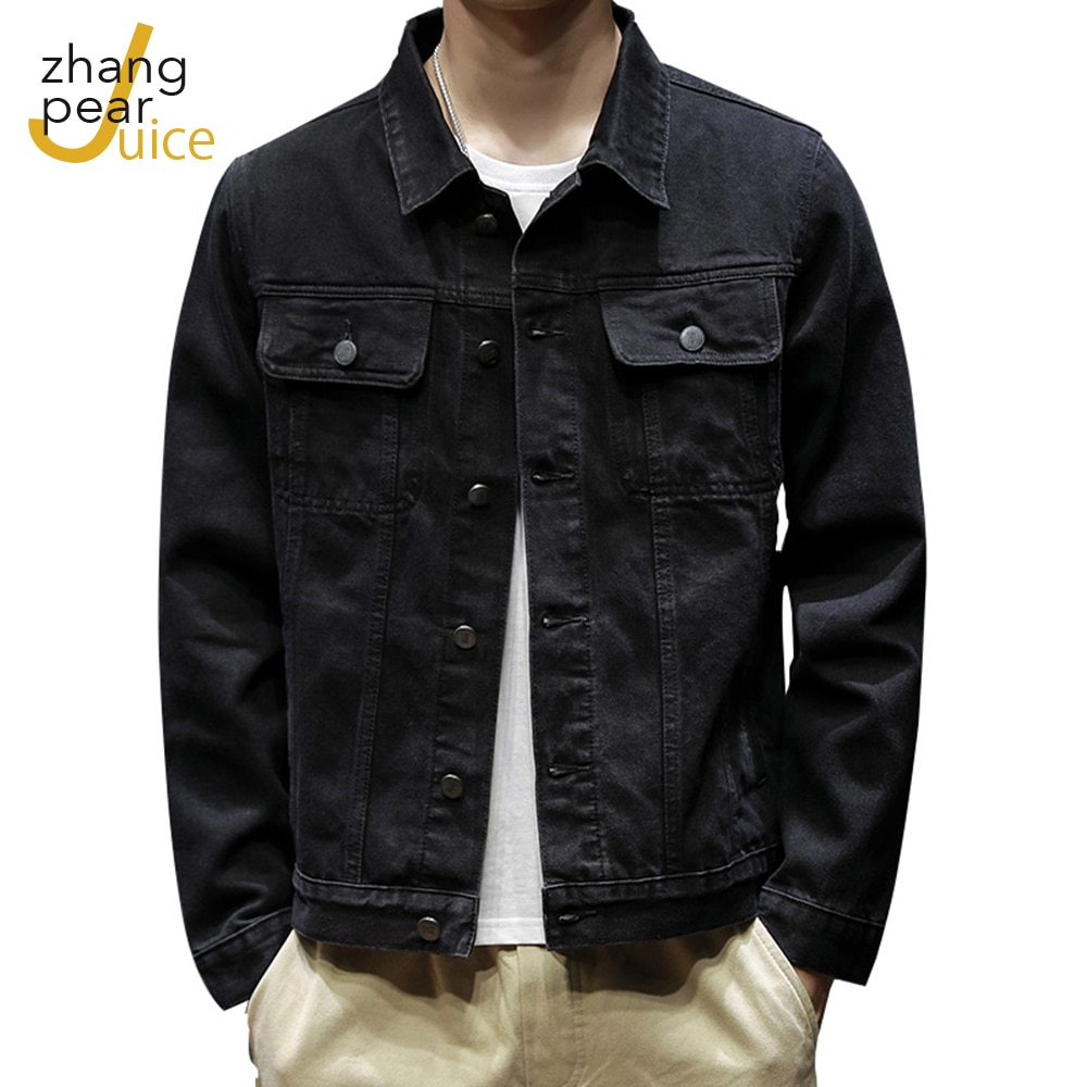 Модные джинсовые куртки для мужчин, модная куртка-бомбер, мужские ковбойские джинсовые куртки, пальто