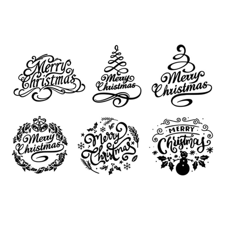 AliExpress - Merry Christmas and Xmas Tree Silicone Seal Stamp DIY Greeting Card Scrapbooking Embossing Photo Album Paper Card Decorations