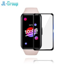 Huawei Band 6 Film Honor Band 6 Screen Protector For Huawei Watch Fit Protective Fiberglass Glass Co