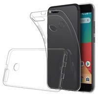 Прозрачный силиконовый чехол Чехлы для Xiaomi Mi A1 5X Мягкий ТПУ мобильный телефон задняя Броня MiA1 Mi5X 360 ударопрочный прозрачный корпус гель