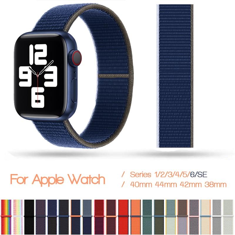 deporte-de-nylon-bucle-de-correa-de-reloj-apple-watch-banda-44mm-40mm-iwatch-serie-se-6-5-4-3-pulsera-reloj-de-correa-apple-watch-42mm-38mm