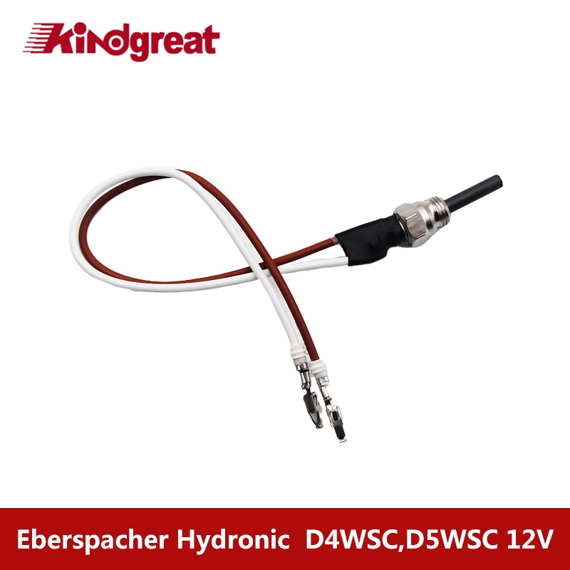 12v silicon nitride ceramic parking heater glow plug for eberspacher airtronic d2 d4wsc d5wsc heater glow plug 252106011000 Kindgreat Hydronic D4WSC,D5WSC12V Parking Heater Glow Plug 252106011000 For Eberspacher