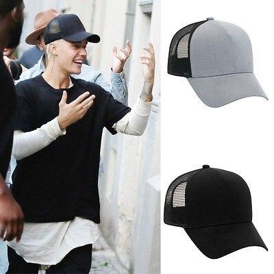 Hot Sale Adjustable Mesh Back Black Baseball Women Caps Ladies Hats Fashion Cotton Flannel Trucker Hat