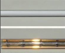 Tube céramique 350 w-400 w pour longueur 55cm 230v