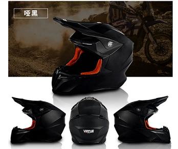 Capacete profissional leve para motocross, para motocicleta, atv, off-road, para mountain bike, motocicleta, atv