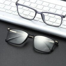 Square Sunglasses Women 2020 Computer Oculos Vintage Optical Glasses Frame Eyeglasses Men Anti Blue