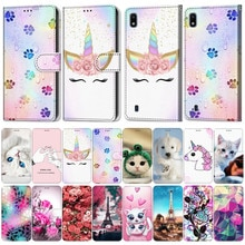 Flip Phone Cover For Case iPhone SE 2020 6 6S 7 8 XR X XS Max Girl Boy Phone Bags Cute Lovely Painte