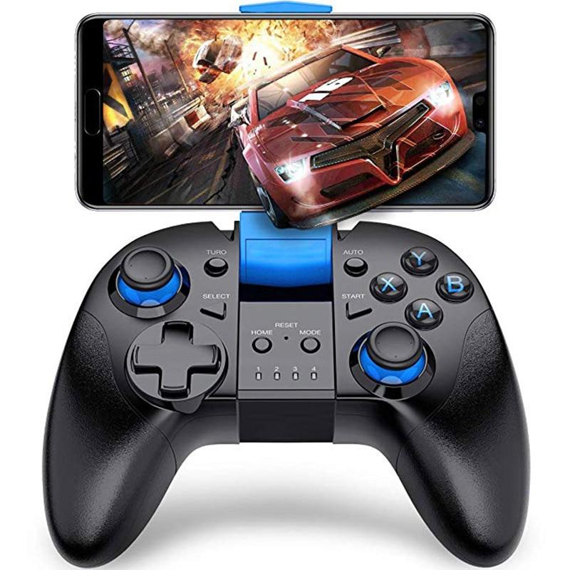 Mando a distancia de juego inalámbrico Portátil con Bluetooth para iPhone Android EM88