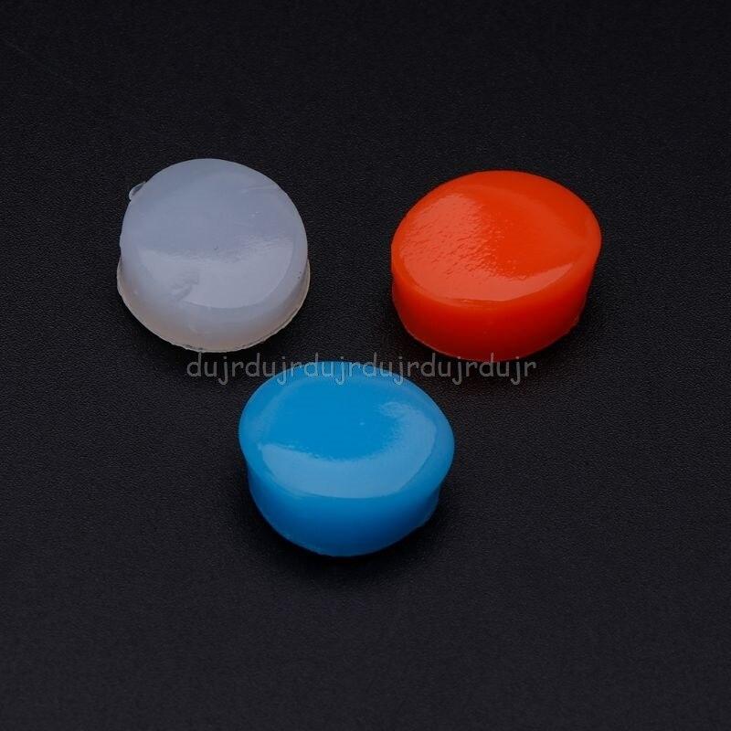 6 pces tampões de ouvido protetores de ouvido silicone macio impermeável anti-ruído protetor de earbud natação banho esportes aquáticos o25 19