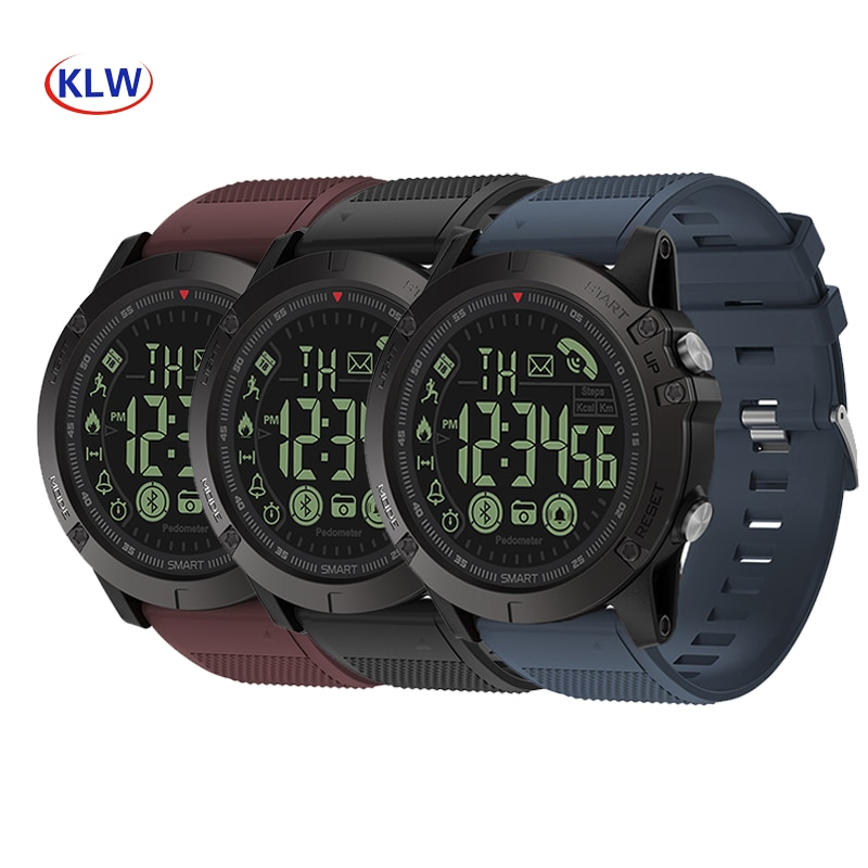 50m waterproof dual cpus Smart watch PR1-Pro smart step counter Android Bluetooth IOS long standby sports watch
