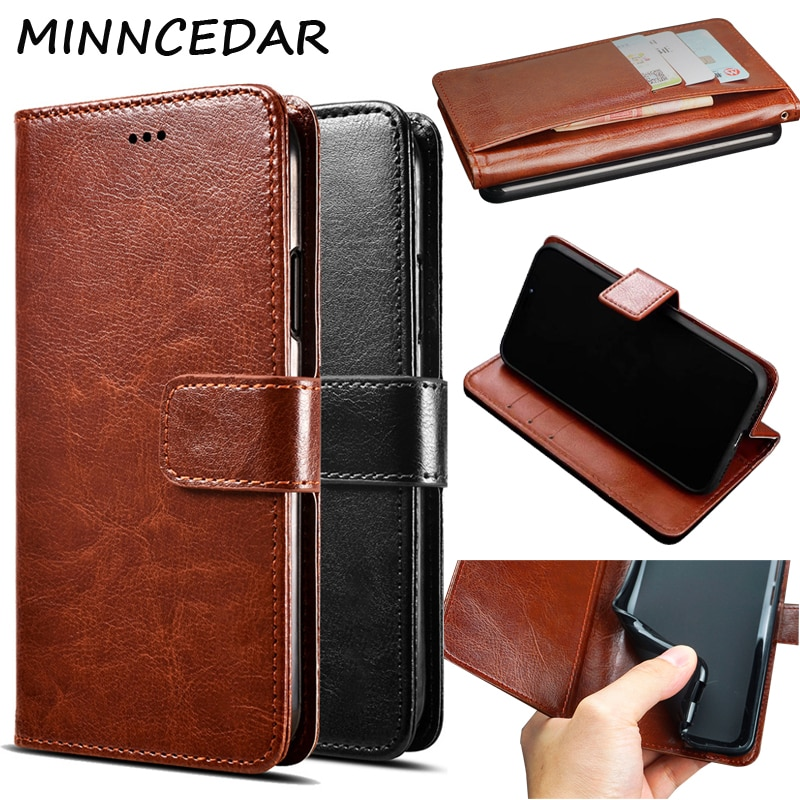 Meizu 15 16 16th plus 16x m3 m5c m5 m6t m6s m6 note mini Leather Wallet Case For meizu x8 note 9 8 c9 pro 6 16s Flip Cover cases