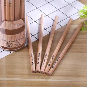 50pcs HB Pencils Environment-friendly Non-toxic Graphite Pencils Students Stationery Supplies Sketch Drawing Pencil Set