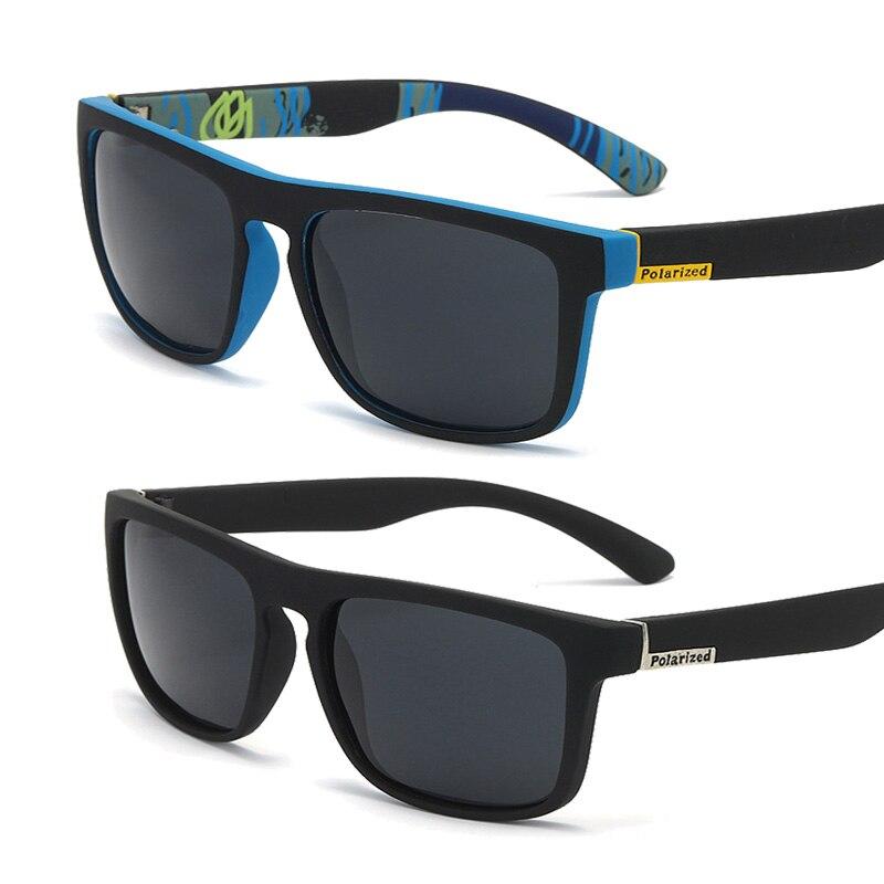 Солнцезащитные очки для мужчин и женщин UV-400, поляризационные, в стиле ретро, для вождения