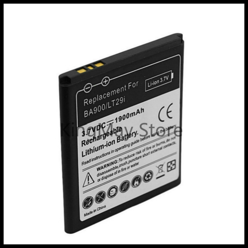 For Sony BA900 BATTERY c1905 for Sony Ericsson Xperia TX LT29i S36h C2105 E1 J L M C2104 C1904 C1905 ST26i BATTERY ba900 enlarge