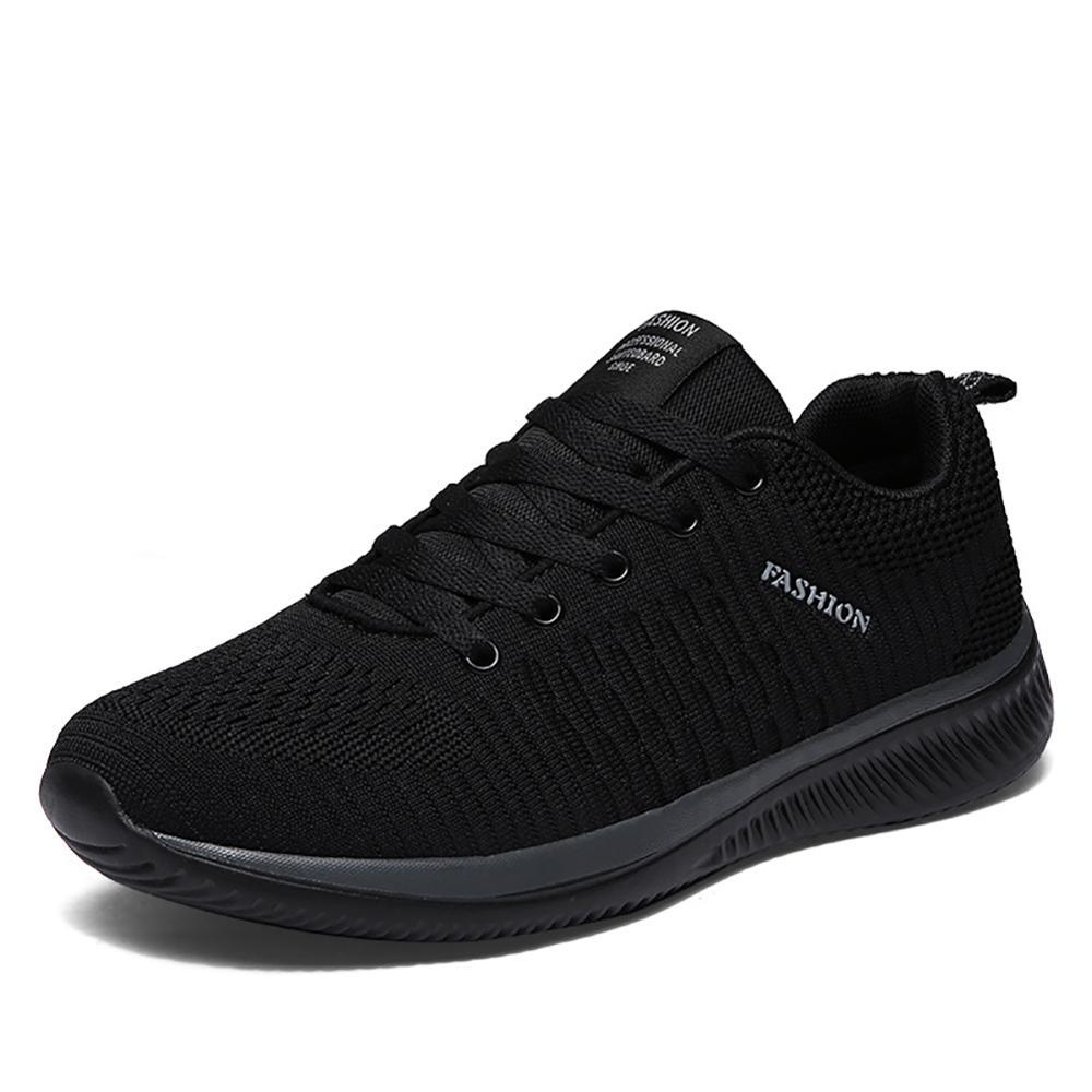 Мужская повседневная обувь из сетчатого материала; мужская обувь на шнуровке; легкие удобные дышащие Прогулочные кроссовки; Tenis masculino zapatillas hombre