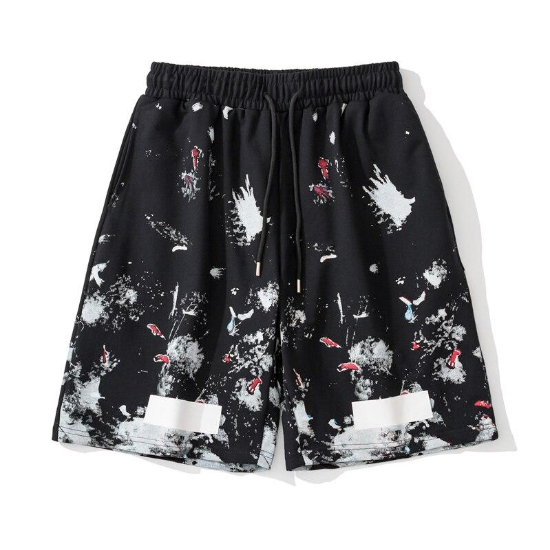 2021 ss off white cordon arrow short-sleeved men/women TEE SHIRT casual half-sleeved OW T-shirt