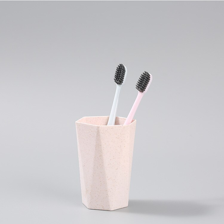 Japanese Style Bamboo Charcoal Toothbrush For Adults Plain Small Head Superfine Soft Hair Care Tooth Brush enlarge