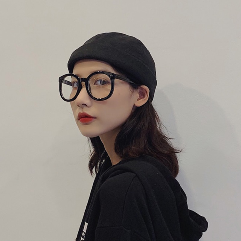 Thin Hat Beanie Skullcap Chinese Landlord Hat Female Street Hipster Hip Hop Hat Male Skullcap Sailor