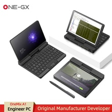 7 Inch OneMix A1 Engineer PC Laptop Business Notebook with Multi Ports Pocket 8GB RAM 256GB SSD Touc