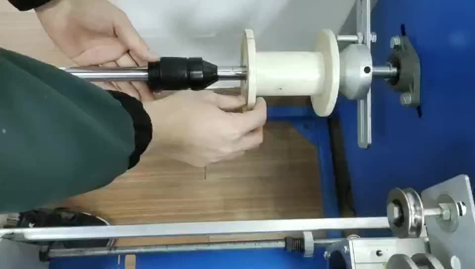rolling rings traverse drive winding unit gp3-40 enlarge