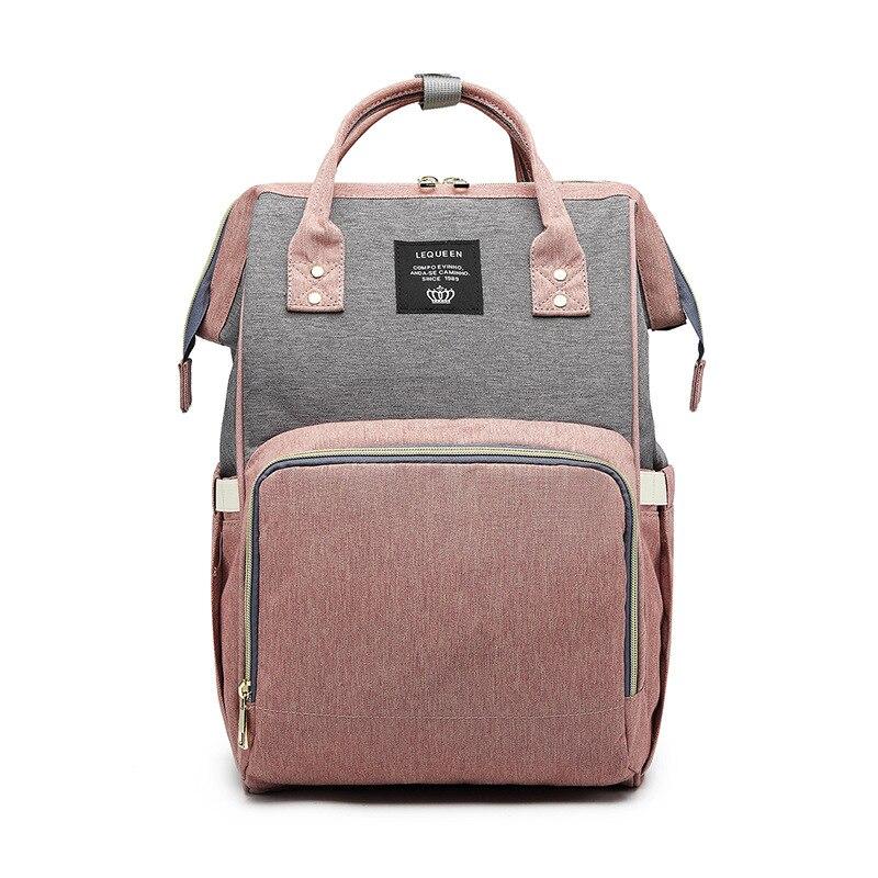Fashion Mummy Bag Maternity Nappy Bag Travel Backpack Nursing Bag For Baby Care Large Capacity Bag Stroller bag