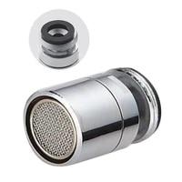 Adaptateur de connecteur de buse pour robinet de cuisine  barboteur deau  aerateur pour diffuseur de salle de bains  filtre pomme de douche