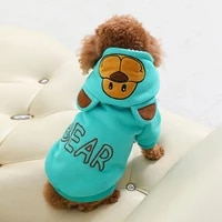 new dog clothes vest fleece keep warm jacket dog jersey self traction buckle dog fleece sweater for large and small dogs