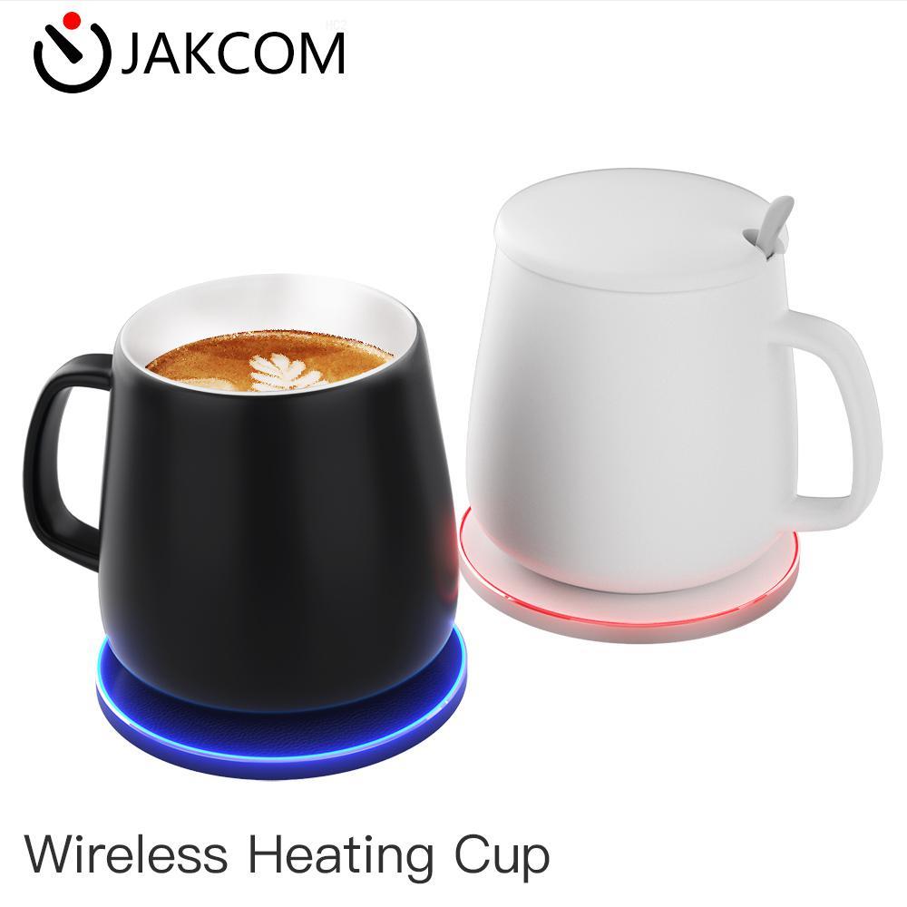 JAKCOM HC2 taza de calentamiento inalámbrica para hombres y mujeres, oneplus buds qi charger note 10, teléfono, soporte para coche, reloj 5 rock