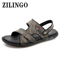 comfortable summer sandals men flats casual shoes beach slippers mens sandals outdoor wading sneakers zapatos para hombre 39 46