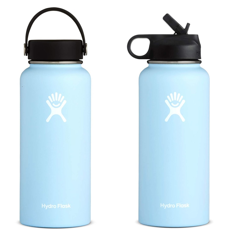 Hydroflask Frost Hydro Flask Lilac 32 oz бутылка Hydroflask дропшиппинг
