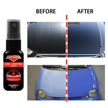 Car Anti-scratch Crystal Plating Coating Auto Lacquer Paint Care Polished Glass Coating Car Polish C