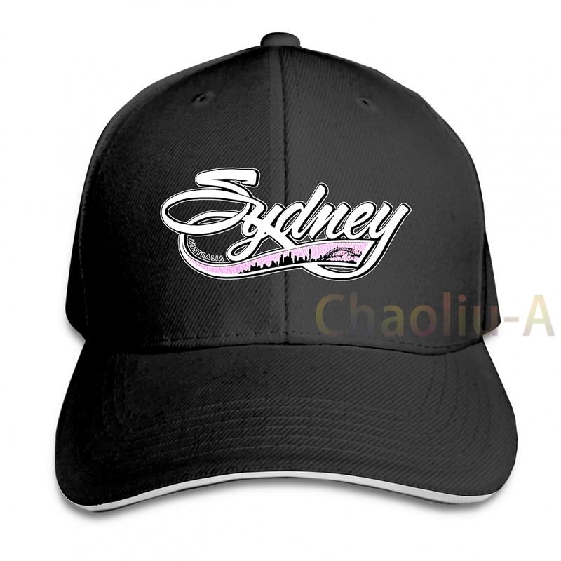 unisex Australia Sydney harbourbridge Souvenir Top Aussie Gift Girl Baseball cap men women Trucker Hats fashion adjustable cap