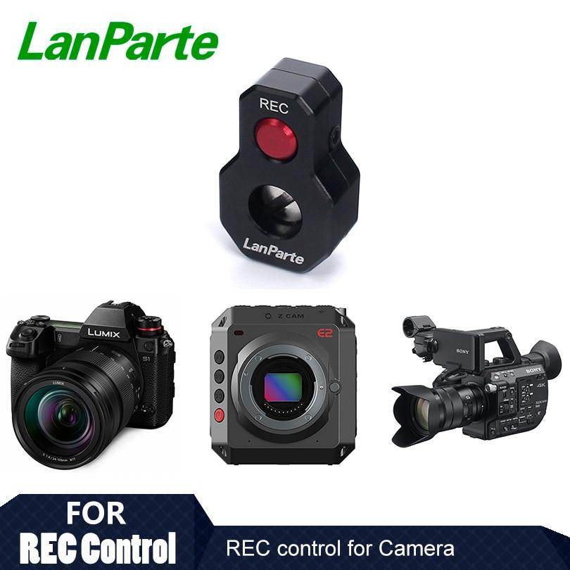 LanParte LANC REC كاميرا التحكم لسوني LANC لباناسونيك S1 ل Z كام E2 ل Blackmagic ل DSLR كاميرا الملحقات